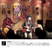 【エンタがビタミン♪・番外編】石田長生さんの訃報にKenKenがコメント。「あなたまで逝ってしまうのですか」