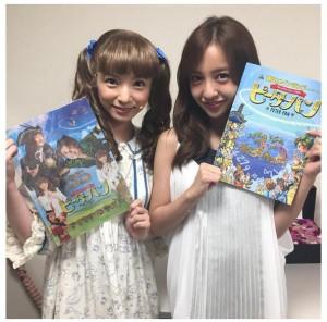 【エンタがビタミン♪】板野友美の舞台『ピーターパン』観覧にAKB48ファンが疑問。「え? すみれは?」