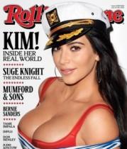【イタすぎるセレブ達】「KISS」ポール・スタンレー、キム・カーダシアン表紙の『Rolling Stone』誌にムッ!