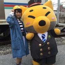 【エンタがビタミン♪】松井玲奈が『鉄道BIG4』に正式加入。ロケ中の発表に歓喜「肩書きがあると安心」