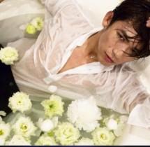 【エンタがビタミン♪】EXILE NAOTOが濡れたシャツ姿。「エロすぎてなにも手に付かない」女性ファン続出。