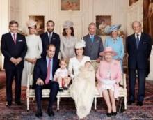 【イタすぎるセレブ達】シャーロット王女、洗礼式の公式写真が公開に。