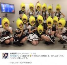 """【エンタがビタミン♪】岡村隆史の""""本気""""にAKB48も感動。オカレモンとあの名曲をパフォーマンス。"""