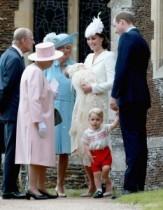 【イタすぎるセレブ達】ウィリアム王子、洗礼式は故・ダイアナ妃一色に。カミラ夫人との確執表面化も恐れずか。