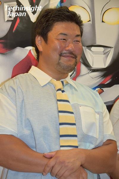 初代ウルトラマンと同級生、佐々木健介