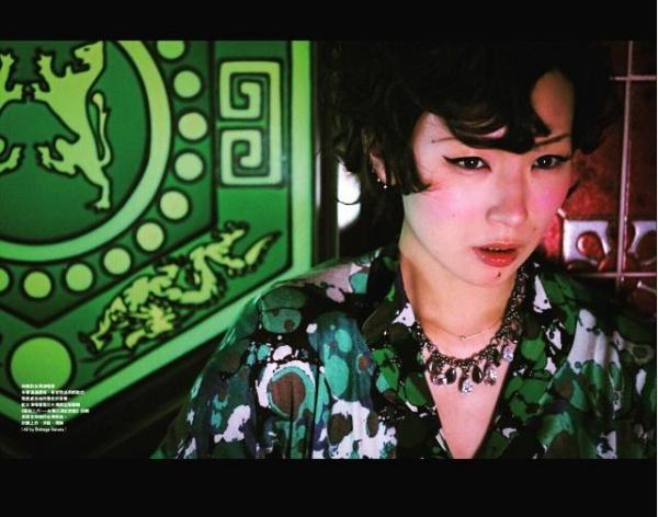【エンタがビタミン♪】椎名林檎を撮影した蜷川実花が美しさに衝撃。「かっこいい女は国宝」