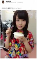 【エンタがビタミン♪】HKT48・冨吉明日香『AKB48選抜総選挙』で16位発表まで「ドキドキしてた」と明かす。