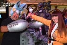 【エンタがビタミン♪】北斗晶、現役さながら。バルタン星人に扮した佐々木健介を完全ノックアウト。