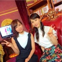 【エンタがビタミン♪】松井玲奈と吉木りさ。誕生日が同じ2人が共演に感激「ハッピーMAX」、「大天使レナエル」