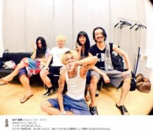 【エンタがビタミン♪】RIZEのリハーサルに元ベース担当・TOKIEの姿。「トッキーお美しい」とファン歓喜。
