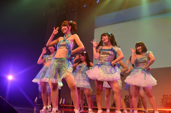 オンディーヌ賞: Tomboys☆ 東洋大学のダンスパフォーマンス