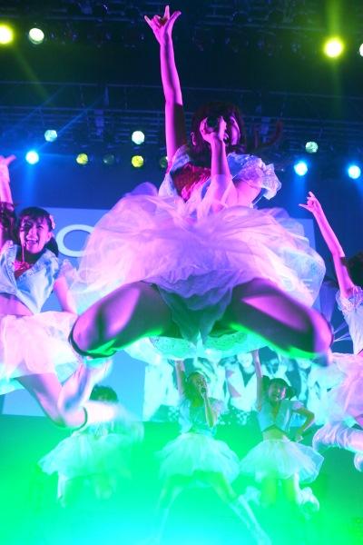 ジャンプ力も半端ない 本選にて披露されたダンス
