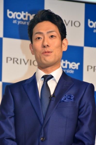 「普段はチリチリなのでもっと東野幸治さんに似ています」中村勘九郎