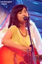 【エンタがビタミン♪】大原櫻子、夜のお台場で初ライブ「エールと感謝の気持ちを込めて」