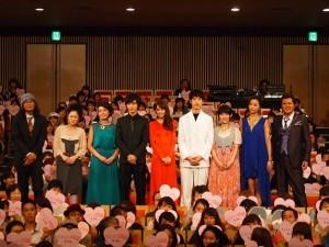 映画『ヒロイン失格』ジャパンプレミアに登場したキャストたち
