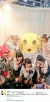 【エンタがビタミン♪】AKB48チーム8がふなっしーと香港でコラボ。その瞬間に感動「イリュージョンできたよ!」