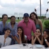 【エンタがビタミン♪】梨花や吉川ひなの、伊東美咲も。ハワイで過ごすママ・モデルたちがパーティーで集結。