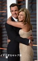 【イタすぎるセレブ達・Flash】ジェニファー・アニストン、ついに再婚。ジャスティン・セローの妻に。