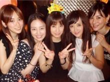 """【エンタがビタミン♪】北川景子の誕生日に""""セーラー戦士""""が集結。「もうこの5人に言葉はいりません」"""