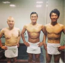 【エンタがビタミン♪】TKO・木本、オードリー・春日と共に裸を披露した酒井敏也。その肉体に驚き。
