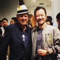 """【エンタがビタミン♪】浅野忠信が「THE CLASH」ポール・シムノンとの""""激レア""""写真を公開。"""