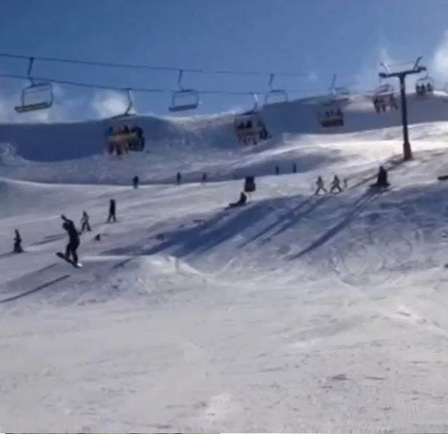 【エンタがビタミン♪】GLAY・TERUの雪山合宿が選手並み! NZでプロスノーボーダー3人と行動。