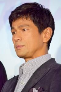 映画『天空の蜂』で主演を務めた、江口洋介