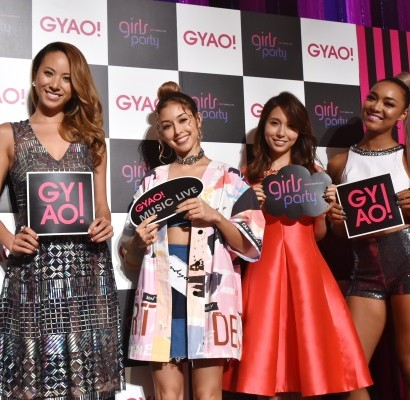 【エンタがビタミン♪】BENI、Crystal Kay、May J.「ガールズパワー炸裂」の女子限定ライブ前に熱気。