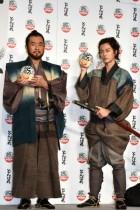 【エンタがビタミン♪】佐藤健が加山雄三を食べる!? 「ハンサムで声がいい」加山も太鼓判。