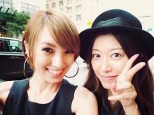 【エンタがビタミン♪】南明奈とNYで再会した里田まい「アッキーナは大人の女性になってました!」