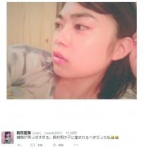 """【エンタがビタミン♪】AKB48・前田亜美の横顔が""""イケメン""""すぎる。あの俳優に似ているとの声も。"""