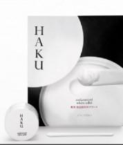 【テック磨けよ乙女!】バターの質感からスッと肌に浸透。『HAKUメラノクール ホワイトソリッド』1週間体験してみた。