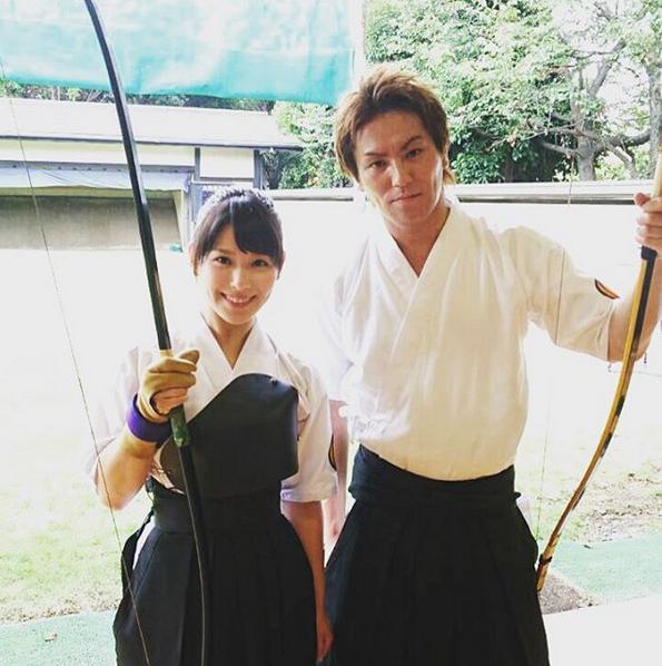 【エンタがビタミン♪】KAT-TUN・上田竜也が『体育会TV』弓道対決で持論「可愛い子を入れちゃいけない」