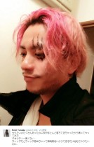 """【エンタがビタミン♪】田中聖が""""赤髪のシャンクス""""風コス。続々とキャラのリクエストも。"""