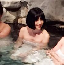 【エンタがビタミン♪】森下悠里、手島優らグラドルが共演。新番組『温泉女子部』に期待「一緒に入りたい!」