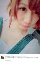 """【エンタがビタミン♪】AKB48・大家志津香、ファンへの""""感謝""""を込めた1枚が「目の保養」と好評。"""
