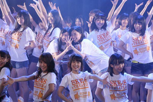 SKE48劇場デビュー7周年記念公演(C)AKS