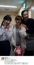 【エンタがビタミン♪】梅田彩佳と元AKB48片山陽加が再会。