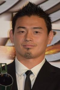 ラグビーW杯で一躍時の人になった、五郎丸歩選手