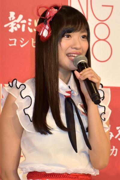 【エンタがビタミン♪】NGT48・北原里英「指原ほど凄いことはできない」