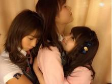 【エンタがビタミン♪】AKB48・高城亜樹が背中から抱きつく姿に「逆にギュッとしてあげたい」