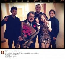 【エンタがビタミン♪】森口博子がMALTAとコラボ。キラキラした2人に「綺麗」「カッコいい」