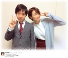 【エンタがビタミン♪】吉瀬美智子、『オトナ女子』共演の浦上晟周に「大人になったな~」