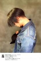 """【エンタがビタミン♪】田中聖、髪型変えて""""進撃の巨人・リヴァイ""""コスを計画中。"""