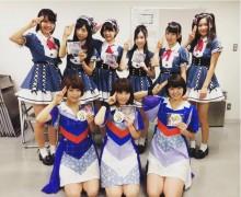 【エンタがビタミン♪】NegiccoがAKB48とネギポーズ。ふなっしーとも久々に再会。