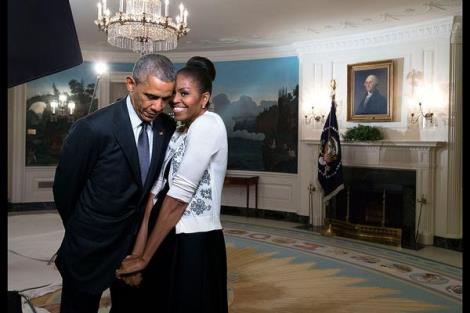 【イタすぎるセレブ達】米オバマ大統領、結婚記念日に妻との2ショットを投稿。