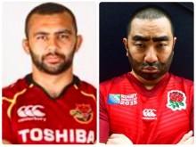 【エンタがビタミン♪】RG、ラグビー日本代表選手をものまね。「西郷どん」との声も。