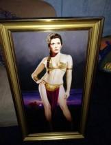 【イタすぎるセレブ達】『スター・ウォーズ』レイア姫伝説の衣装が超高額で落札。