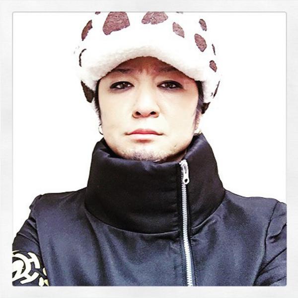 【エンタがビタミン♪】TERUがトラファルガー・ローの仮装を公開「USJのショーに出れるレベル」