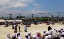 【エンタがビタミン♪】NHK小野文惠アナ「何が楽しいんでしょう?」 人間ピラミッドを一蹴。